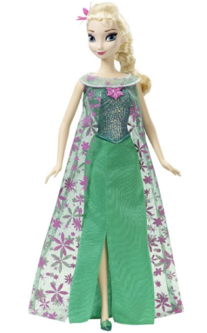 Disney Frozen Fever Singing Elsa Doll @ Amazon