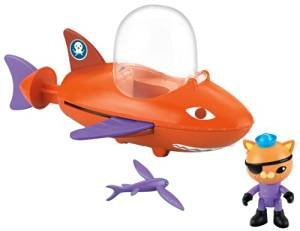 $12.67 Fisher-Price Octonauts Flying Fish GUP-B Playset