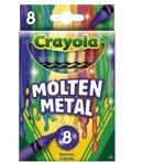 $0.99 Crayola Meltdown Crayons (8 Pack), Molten Metal