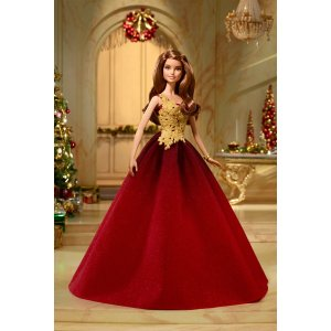 Barbie™ 2016 Holiday Doll - Red Gown | DRD25 | Barbie