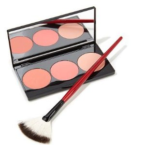 Smashbox L.A. Lights Blush & Highlight Palette with Brush