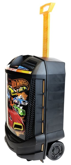 $13.59 Hot Wheels 100 Car Case