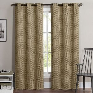 VCNY 2-Pack Blackout Curtains