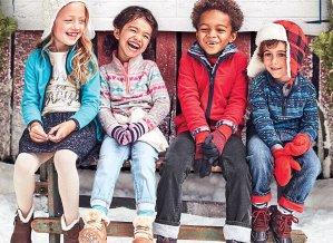 $8 & Up Kids Fleece Cozies Doorbuster Kids Apparel Sale @ OshKosh BGosh