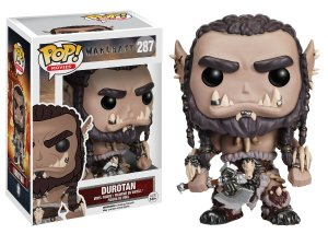 $3.86Funko POP Movies: Warcraft - Durotan Action Figure