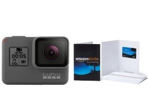 $399GoPro Hero5 Black 4k Action Camera + $60 Amazon GC