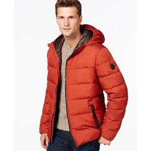 MICHAEL Michael Kors Down Jacket - Coats & Jackets - Men - Macy's