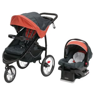 Graco FastAction Fold Jogger Travel System - Rixen - Graco - Babies
