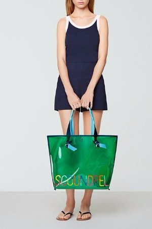 SCOUNDREL TOTE @ Tory Burch