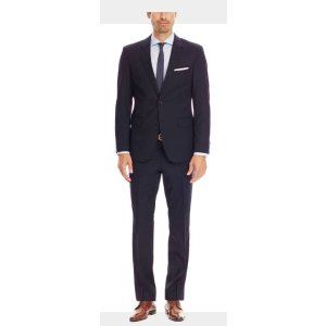 The James/Sharp' | Regular Fit, Super 120 Italian Virgin Wool Suit