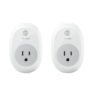 $39.99 ($54.99)TP-LINK Wi-Fi Smart Plug - Works with Amazon Alexa HS100