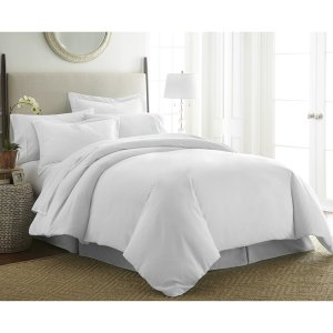 Becky Cameron Hotel Quality 3 Piece Duvet Cover Set - 17226570 - Overstock.com Shopping - Great Deals on Duvet Covers