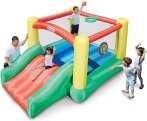 $114.97 Little Tikes Dunk 'n Toss Inflatable Bouncer