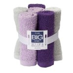 As Low As $2.79 The Big One 6-pack Washcloths