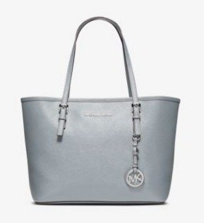 $171(Org. $228)+ Extra Up to 25% Off MICHAEL MICHAEL KORS  Jet Set Travel Small Saffiano Leather Tote @ Michael Kors