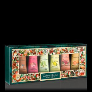 Fruits and Botanicals Hand Therapy Sampler Set -