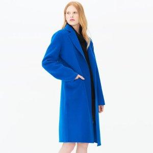 Buckley Coat - The Coat Shop - Sandro-paris.com