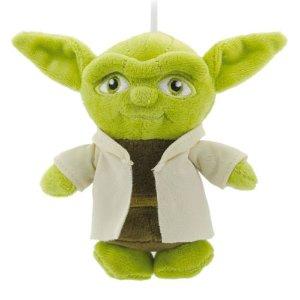 Star Wars Yoda Plush Christmas Ornament by Hallmark