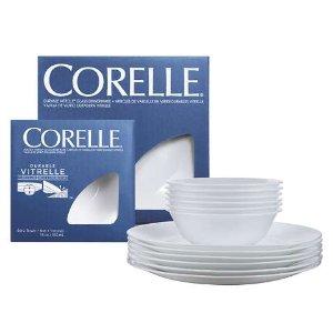 2016 Black Friday! $9.99 Corelle dinnerware