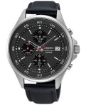 $74.99 Seiko Men's Chronograph Watch (SKS495)
