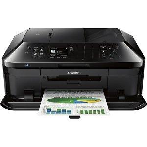 Canon PIXMA MX922 Network-Ready Wireless All-In-One Printer Black 6992B002