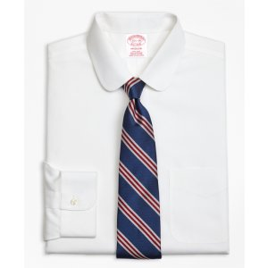 Non-Iron Madison Fit Golf Collar Dress Shirt - Brooks Brothers