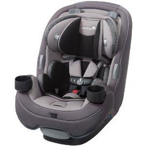 $118.99(原价$169.99)史低价!Safety 1st 三合一双向儿童汽车座椅 4色可选