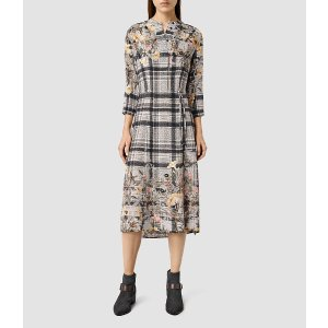 Volta Kinori Silk Dress