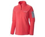 Women's Titan Pass 1.0 Half-Zip Polartec Microfleece Jacket | Columbia