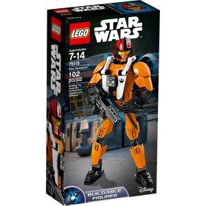 $12.84LEGO Constraction Star Wars 星球大战 Poe Dameron波伊人偶  75115