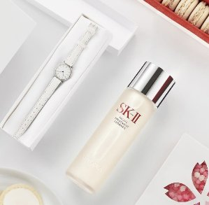 Up to $200 Off + Free 3-Pc. Gift SK-II Beauty Purchase @ Bergdorf Goodman