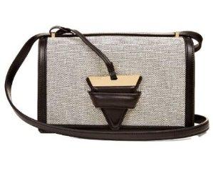 $1349.99 Loewe Barcelona Natural Canvas Shoulder Bag @ Rue La La