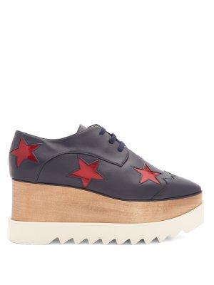 For Better ValueSTELLA MCCARTNEY  Elyse Lace-up Platform Shoes @ MATCHESFASHION.COM