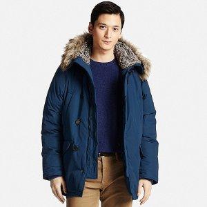 MEN WARM TECH DOWN COAT | UNIQLO US