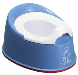 BABYBJORN Smart Potty, Blue
