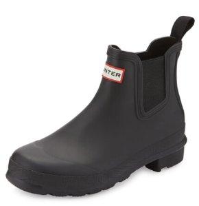 90% Off Hunter Original Chelsea Rubber Ankle Boot