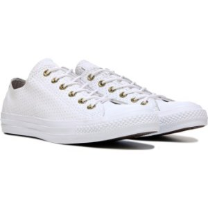 Converse Chuck Taylor All Star Low Top Leather Sneaker White