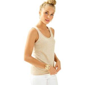 Patti Linen Sweater Tank | 24456 | Lilly Pulitzer
