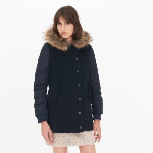 Moody Coat - New Arrivals - Sandro-paris.com