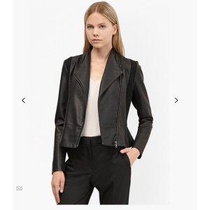 Chariot Wrapover Jacket | Jackets | French Connection Usa