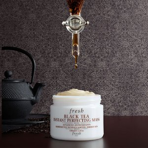 Fresh - BLACK TEA INSTANT PERFECTING MASK - Fresh