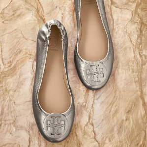 Up To $200 Off Tory Burch Women's Shoes @ Saks Fifth Avenue