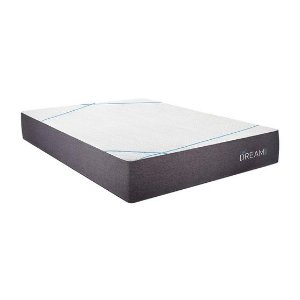 Dream Bed 10.5 Inch Gel Mattress - 1800mattress
