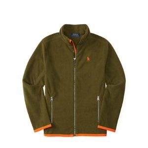 Fleece Full-Zip Jacket - Jackets � Jackets & Vests - RalphLauren.com