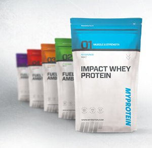 Up to 60% Off + Extra 20% Off on Best Sellers @ Myprotein