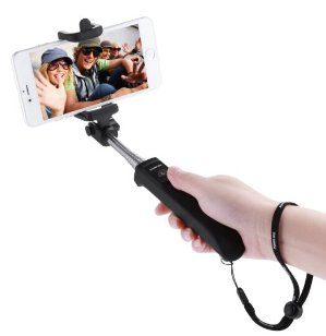 Poweradd 2nd Gen Bluetooth Selfie Stick