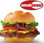 买一款主餐送第二份 Smashburger餐馆店内促销