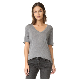 T by Alexander Wang Classic T Shirt with Pocket | SHOPBOP SAVE UP TO 25% Use Code: GOBIG16