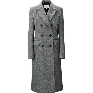 WOMEN CARINE TWEED COAT | UNIQLO US