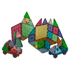 Up to 15% Off + Extra 15% Off Magna-Tiles 3D Magnetic Building Tiles